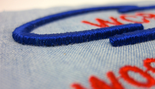 Custom embroidery and embroidered crests Louies.ca London Ontario